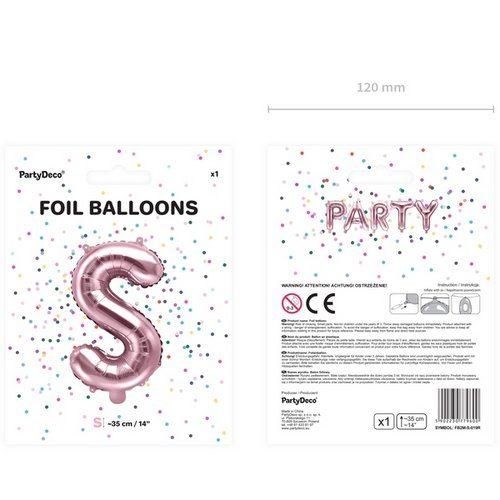 feestartikelen-large-folieballon-rosegoud-s