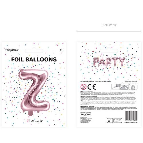feestartikelen-large-folieballon-rosegoud-z-2