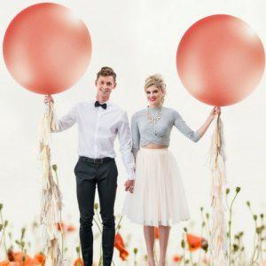 feestartikelen-mega-ballon-rosegoud