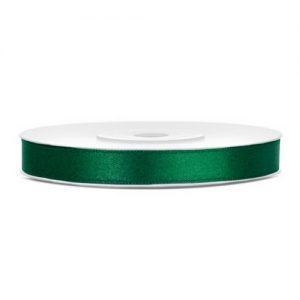 feestartikelen-satijnlint-donker-groen-6mm