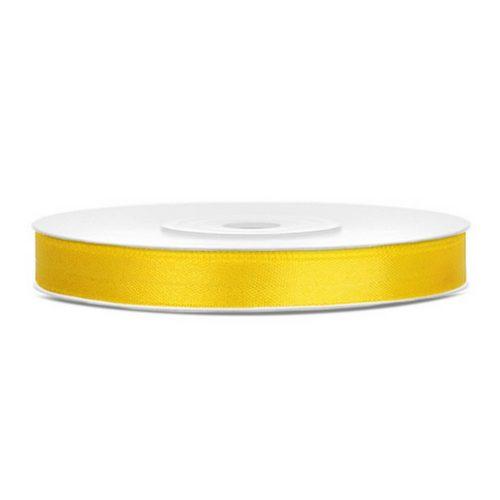 feestartikelen-satijnlint-geel-6mm