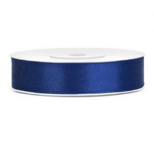feestartikelen-satijnlint-navy-blauw-12mm