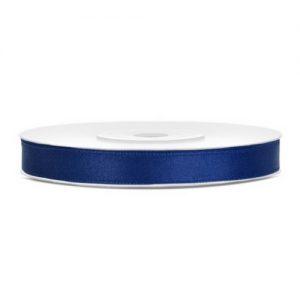 feestartikelen-satijnlint-navy-blauw-6mm