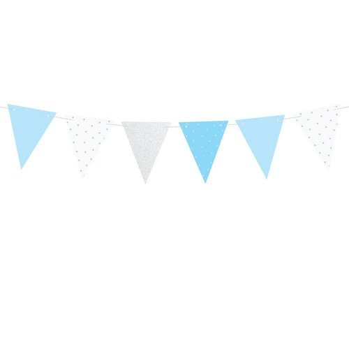 feestartikelen-vlaggetjesslinger-pastel-blue-silver-3