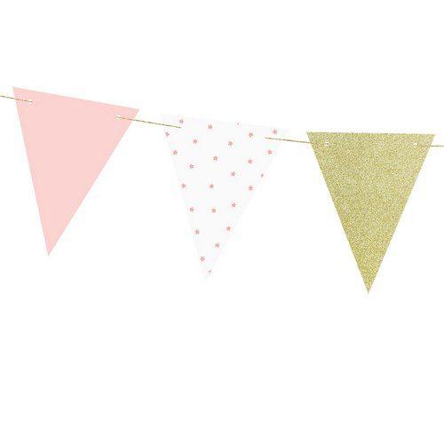 feestartikelen-vlaggetjesslinger-pastel-pink-gold-3