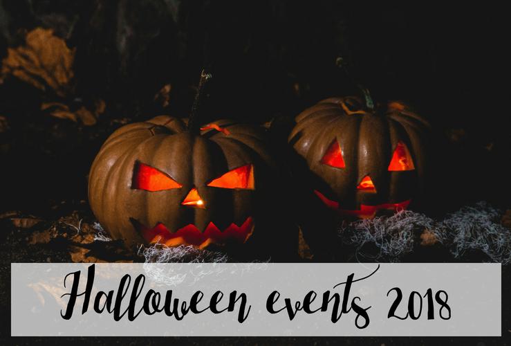 Halloween 2018: de leukste Halloween evenementen in 2018!