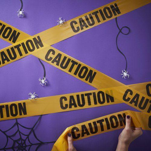 halloween-decoratie-afzetlint