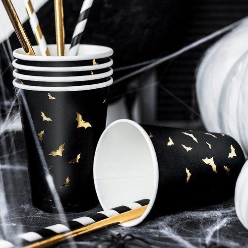 halloween-decoratie-papieren-bekertjes-trick-or-treat