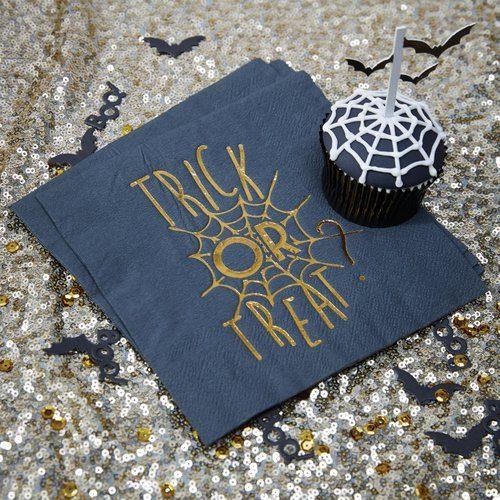 halloween-decoratie-servetten-black-gold-trick-or-treat
