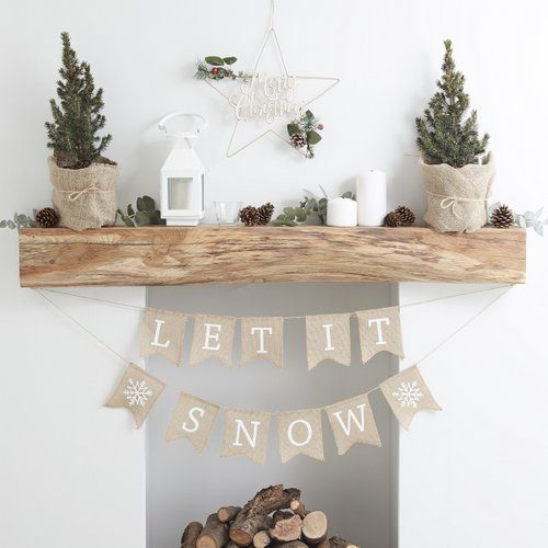 kerstversiering-juten-slinger-let-it-snow-rustic-christmas-2