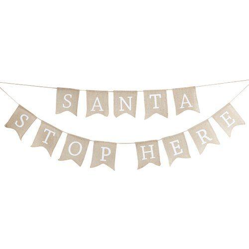 kerstversiering-juten-slinger-santa-stop-here-rustic-christmas