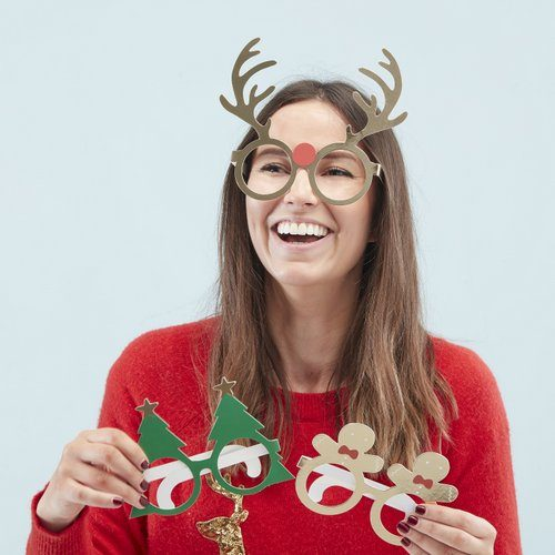 kerstversiering-photobooth-props-glasses-novelty-christmas
