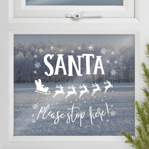 kerstversiering-raamsticker-santa-stop-here-novelty-christmas-2