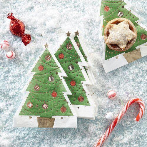 kerstversiering-servetten-christmas-tree-novelty-christmas