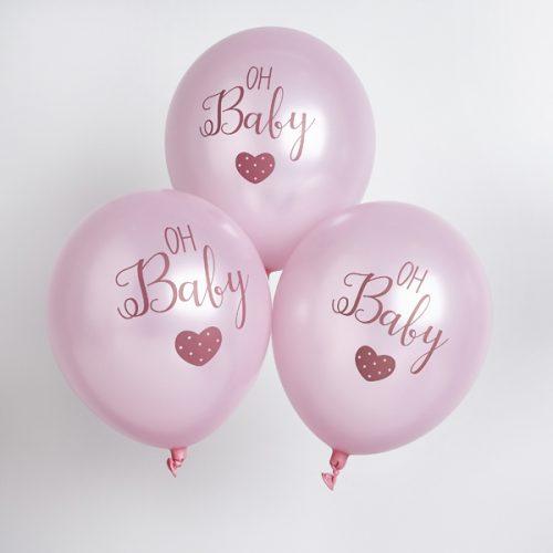feestartikelen-ballonnen-oh-baby-ready-to-pop-roze-2