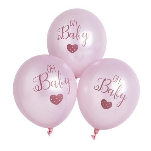 feestartikelen-ballonnen-oh-baby-ready-to-pop-roze