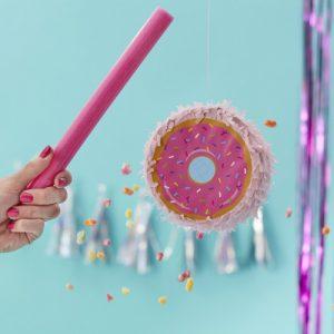 feestartikelen-mini-pinata-donut-good-vibes-2