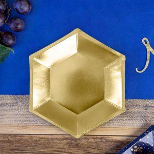 feestartikelen-papieren-bordjes-metallic-gold-2