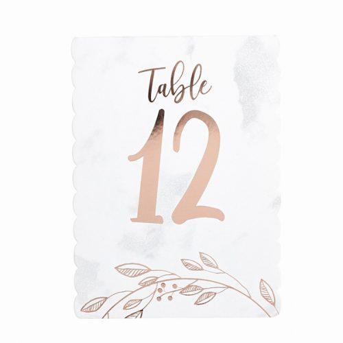 feestartikelen-tafelnummer-marble-rose-gold