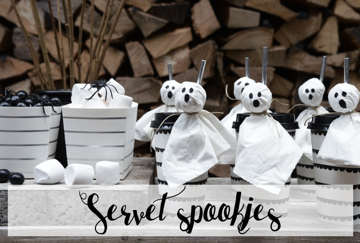 halloween-decoratie-servet-spookjes