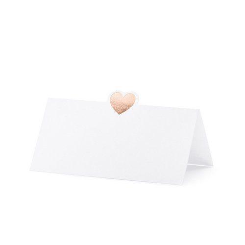 feestartikelen-plaatskaartjes-rosegolden-heart