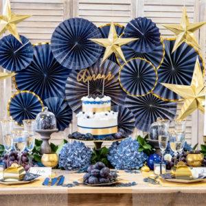 feestartikelen-paper-fans-royal-blue-005