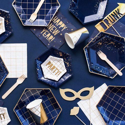 feestartikelen-papieren-bekertjes-royal-blue-006