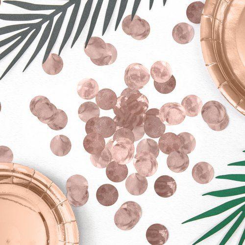 feestartikelen-confetti-rose-gold-circles-8