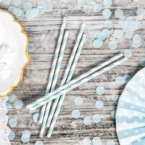 feestartikelen-papieren-rietjes-streep-light-blue-3