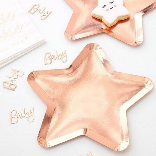 babyshower-papieren-bordjes-star-rose-gold-twinkle-twinkle (2)
