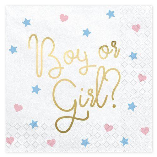 babyshower-versiering-servetten-boy-or-girl