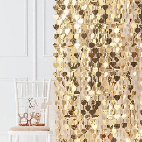 feestartikelen-backdrop-gold-heart-gold-wedding