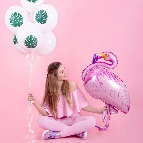 feestartikelen-ballonnen-tropical-leave-2