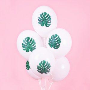 feestartikelen-ballonnen-tropical-leave