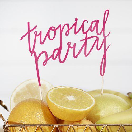 feestartikelen-cake-topper-tropical-party-fuchsia-3