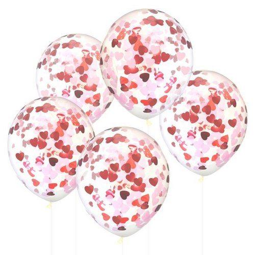 feestartikelen-confetti-ballonnen-red-hearts-be-my-valentine