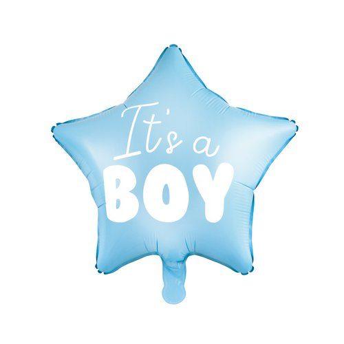 feestartikelen-folieballon-its-a-boy