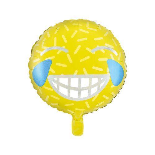 feestartikelen-folieballon-smiley-laughing-tears
