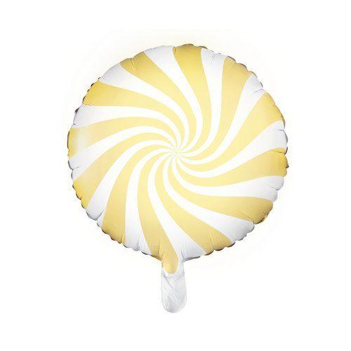 feestartikelen-folieballon-snoep-geel