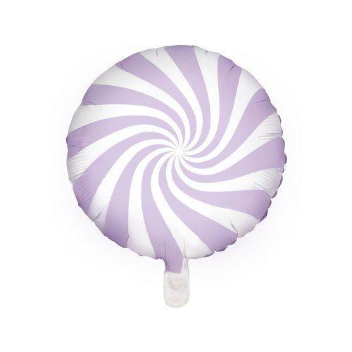 feestartikelen-folieballon-snoep-lila