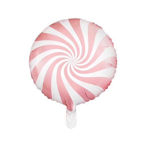 feestartikelen-folieballon-snoep-roze