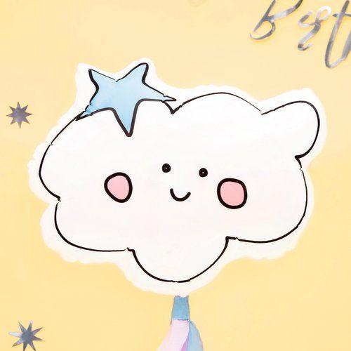 feestartikelen-folieballon-wolk-2