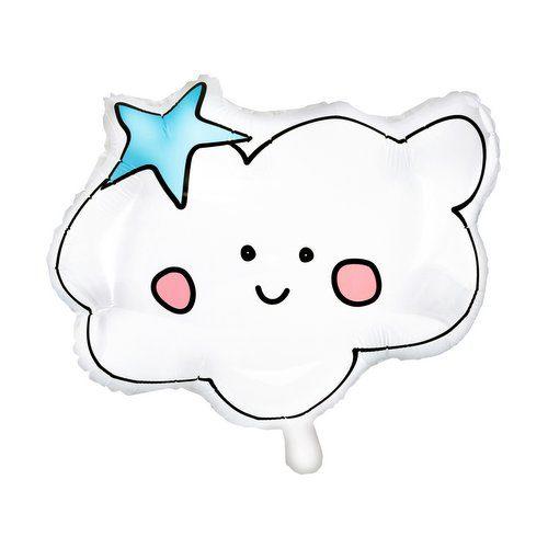 feestartikelen-folieballon-wolk