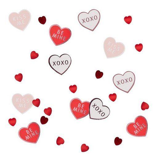 feestartikelen-hartjes-confetti-be-my-valentine
