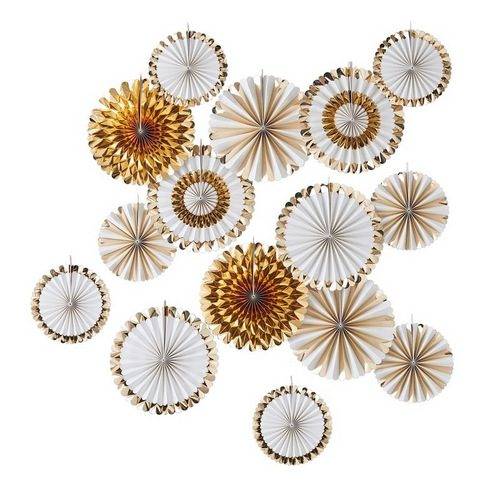 feestartikelen-mega-set-paper-fans-gold-wedding (1)