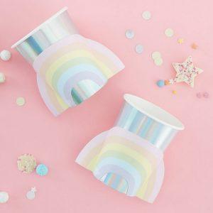 feestartikelen-papieren-bekertjes-rainbow-pastel-party (1)