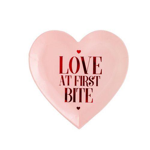 feestartikelen-papieren-bordjes-love-at-first-bite-be-my-valentine