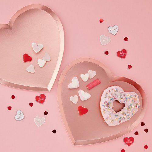 feestartikelen-papieren-bordjes-pink-heart-be-my-valentine-2