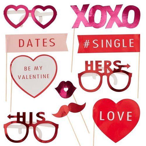 feestartikelen-photobooth-props-be-my-valentine
