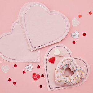 feestartikelen-servetten-hart-be-my-valentine-2